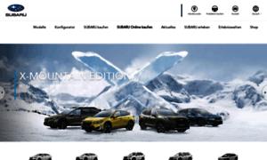 Subaru.ch thumbnail