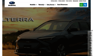 Subaru.com.tr thumbnail