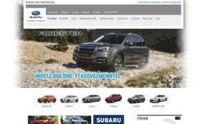 Subaru.hu thumbnail