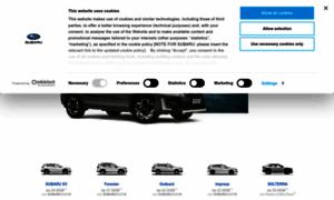 Subaru.it thumbnail