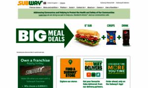 Subway.co.uk thumbnail