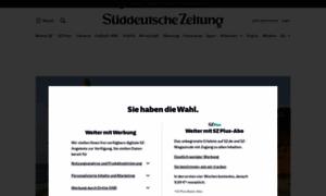 Sueddeutsche.de thumbnail