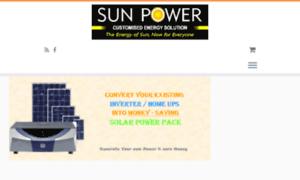 Sunpoweronline.in thumbnail