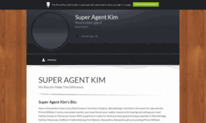 Superagentkim.brandyourself.com thumbnail