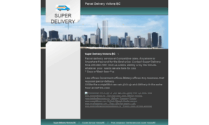 Superdelivery.ca thumbnail