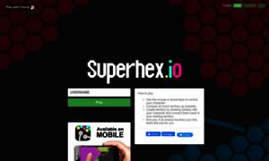 superhex.io - Superhex.io