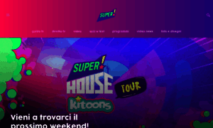 Super Tv Supertvit Super Tv Giochi Per Bambini Quiz Video