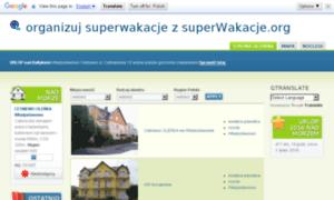 Superwakacje.org thumbnail