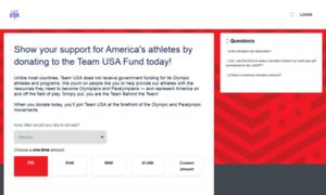 Support.teamusa.org thumbnail