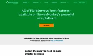 Surveyac.fluidsurveys.com thumbnail