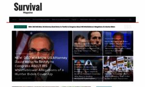 Survivalmagazine.org thumbnail