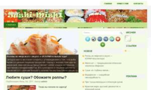 Sushi-mishi.ru thumbnail