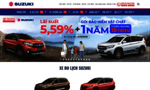 Suzuki.com.vn thumbnail