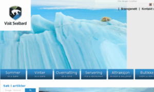 Svalbard.net thumbnail