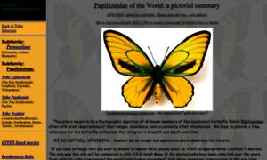 Swallowtails.net thumbnail