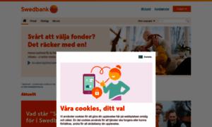 Swedbank.se thumbnail