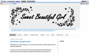 Sweetbeautifulgirl90.blogspot.it thumbnail