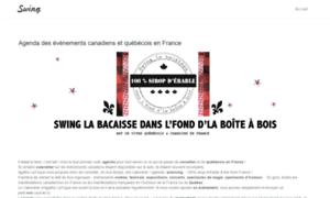Swing-la-bacaisse-dans-lfond-dla-boite-a-bois.com thumbnail