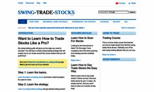 Swing-trade-stocks.com thumbnail