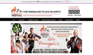 Sydneysalsacongress.com.au thumbnail