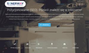 Synerway.com.pl thumbnail