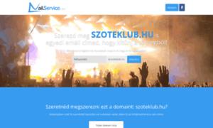 Szoteklub.hu thumbnail