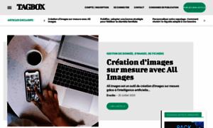 Tagbox.fr thumbnail