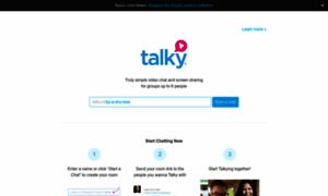 Talky.io thumbnail