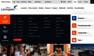 Tallinn-airport.ee thumbnail