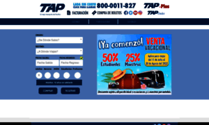 Tap.com.mx thumbnail