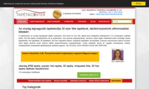 Tapetacenter.hu thumbnail