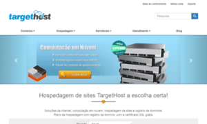 Targethost.com.br thumbnail
