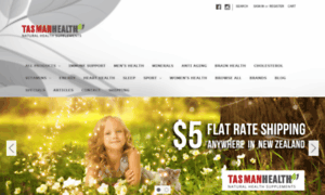Tasmanhealth.co.nz thumbnail