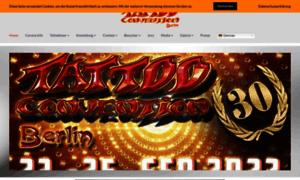 Tattoo-convention.de thumbnail