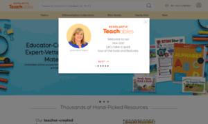 Teachables.scholastic.com thumbnail