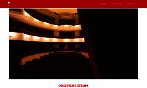 Teatrodellacometa.it thumbnail