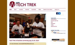 Techtrek-nj.aauw.net thumbnail