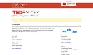 Tedxggn.doattend.com thumbnail