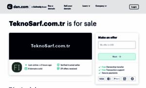 Teknosarf.com.tr thumbnail
