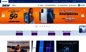 Telcel.com thumbnail
