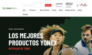 Tenispro.cl thumbnail