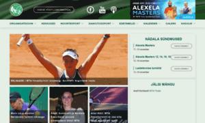 Tennis.ee thumbnail