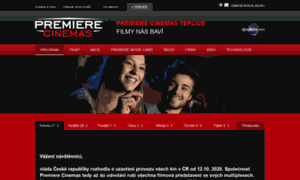 Teplice.premierecinemas.cz thumbnail