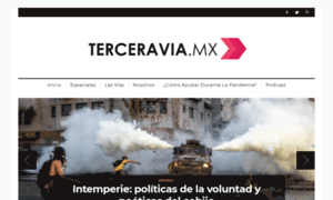 Terceravia.mx thumbnail