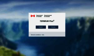 Termiumplus.gc.ca thumbnail