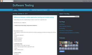 Testing-qualityassurance.blogspot.in thumbnail