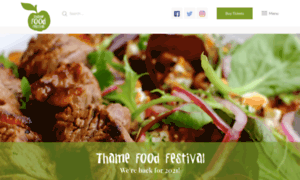 Thamefoodfestival.co.uk thumbnail