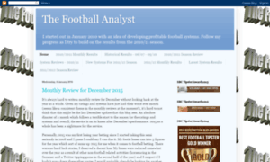 The-football-analyst.blogspot.ie thumbnail