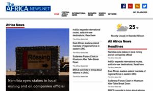 Theafricanews.net thumbnail