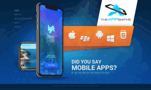 Theappsmiths.com thumbnail